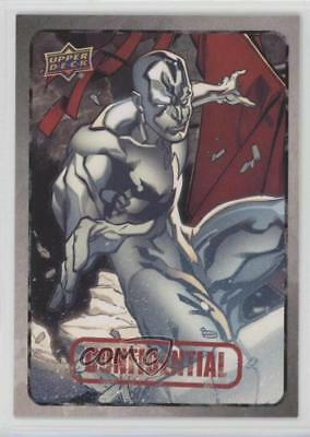2015 Upper Deck Marvel Dossier #48 Iceman Non-Sports Card 2a1