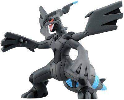 Takaratomy Pokemon Best Wishes Hyper Size MHP-04 Zekrom Overdrive Action Figure