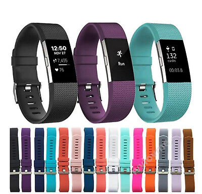 Replacement Strap For FitBit Charge 2 Sports Bracelet Watch Wristband Loop Band
