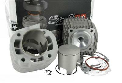 S6-7416609 Cylinder Kit Stage6 Racing 70Cc D.47,6 Mbk Ovetto 50 2T Sp.12 Alumini