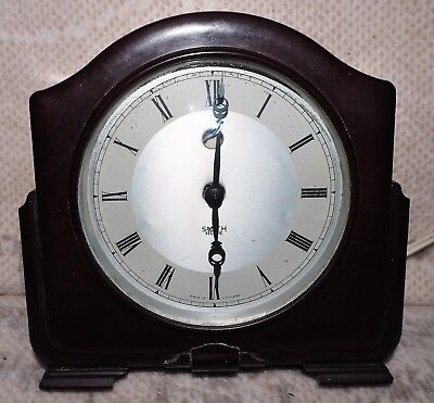 Smith Smiths Bakelite clock