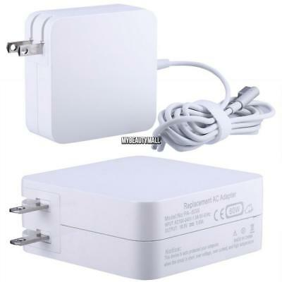 Replacement 60W AC Power Adapter Charger for Apple Macbook Pro MY8L