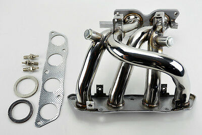 Stainless Race Manifold Header for Toyota MR-2 MRS Spyder 1.8L DOHC ZZW30