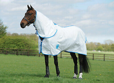Kool Coat Combo Neck Lite Horse Rug Sheet Body Cover Protector Lightweight