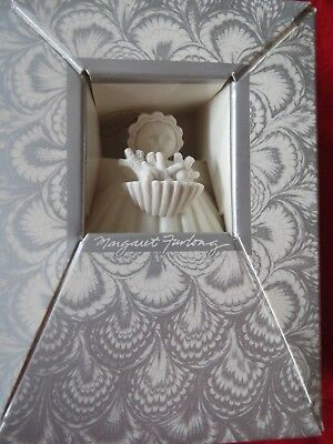 Margaret Furlong  GIFTS FROM THE SEA Bisque Porcelain Angel Ornament