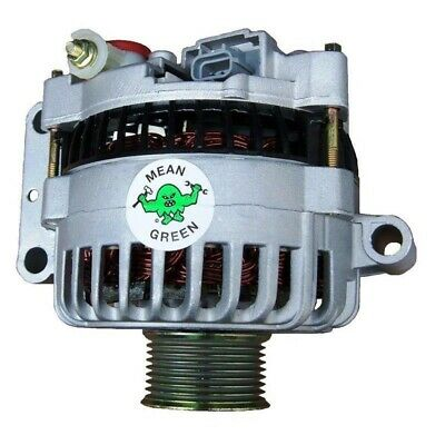 Mean Green High Output Alternator For 06-07 Ford Powerstroke 6.0 6.0L #8478