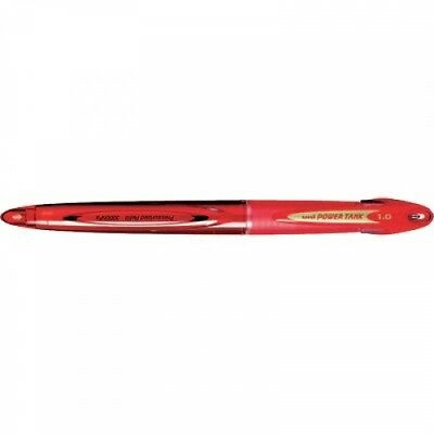 Osama Penna A Sfera Power Tank Uni-Ball - Rosso - 1 Mm - M Sg200-1 R