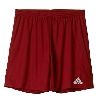 Men's Adidas Parma 16 Soccer Shorts Power Red/White