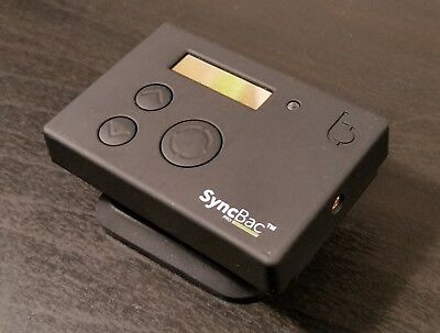 Timecode Systems SyncBac PRO Timecode Sync System for GoPro HERO4 RRP $255 USD