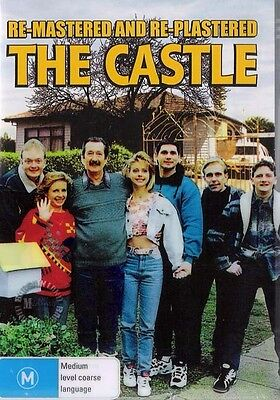 THE CASTLE Remastered : NEW DVD : Michael Caton