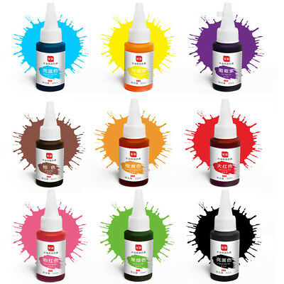 1Pc 30ml Macaron Cream Food Coloring Edible Color Pigment Baking & Pastry Tool