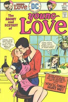Young Love (1963 series) #118 in Very Fine minus condition. DC comics