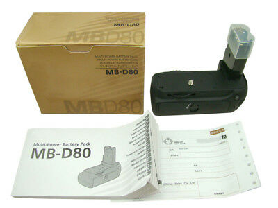 New Battery Grip for nikon mb-d80 For d80 d90 shipped with tracking number