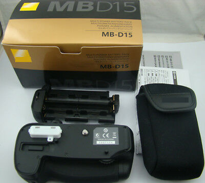 NEW Battery Grip  mb-d15 for NIKON D7200 D7100 shipped with tracking number