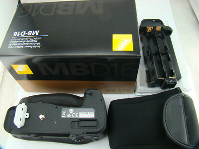 NEW Battery Grip for MB-D16 FOR Nikon D750 Delivered With Tracking Number