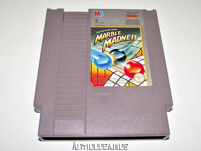Marble Madness Nintendo NES PAL A
