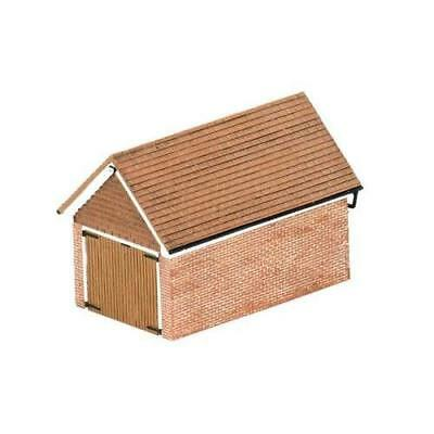 Hornby R9826 Detached Brick Garage Building Model Toy