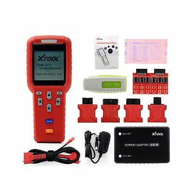 XTOOL X100 Pro Auto Key Programmer for Car's ECU Immobilizer Pin Code Reader
