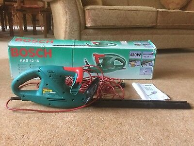 Bosch AHS 42-16 Electric Hedge-Trimmer