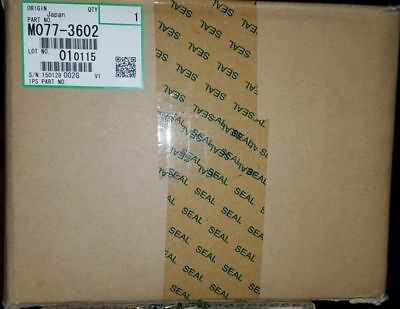Ricoh Pro C901 C901S M077-3602 Drum Cleaning Assembly Factory Sealed Box.