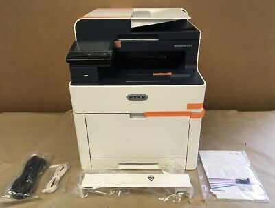 Xerox WorkCentre 6515/DN Color Laser Printer Scanner Copier Fax 30ppm *NSI*