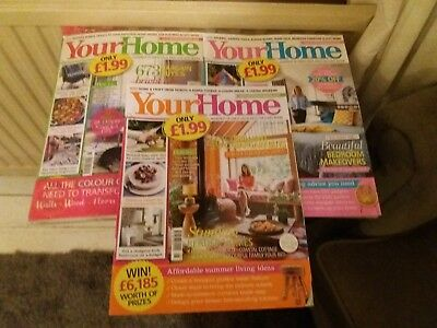 Your Home Magazine - New May July August 2018