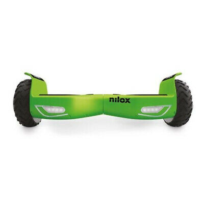 Hoverboard 6.5 Pollici 2 Ruote Max 10 km/h Verde Nilox 30NXBK65NWN06 DOC 2
