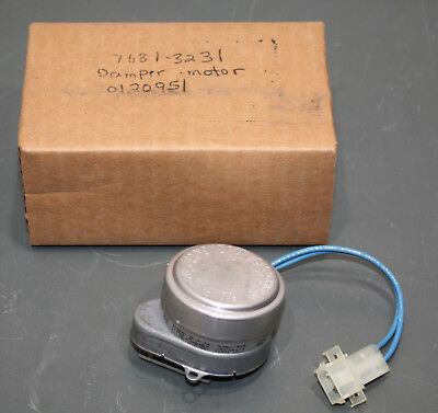 Synchron 640 Damper Motor 38358L, York Coleman Luxaire 7681-3231, 24V 5W 6RPM
