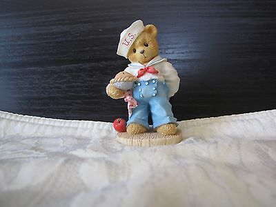 Cherished Teddies ~ BOB from USA.. #202444