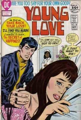 Young Love (1963 series) #88 in Good + condition. DC comics