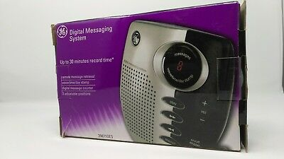 GE Digital Telephone Messaging System