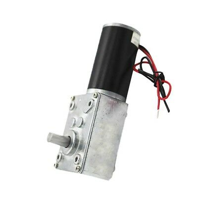 DC high torque turbo worm gearbox micro-motor Right Angle geared motor S3D7 DS