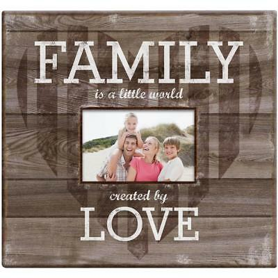 "Family Love Post Bound Scrapbook Album W/Window 12""X12"""