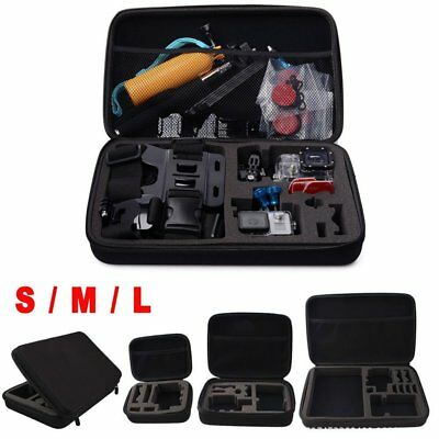 Travel Carry Hard Case EVA Storage Bag Waterproof For Camera GoPro Hero 1/2/3/3+