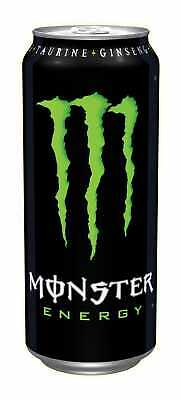 Monster Energy Original Drink Cans - 12x500ml