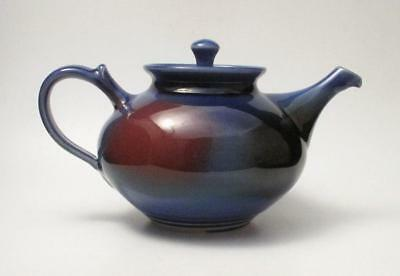Australian Pottery Teapot Signed Arnaud Barraud Studio Contemporary Hand Crafted