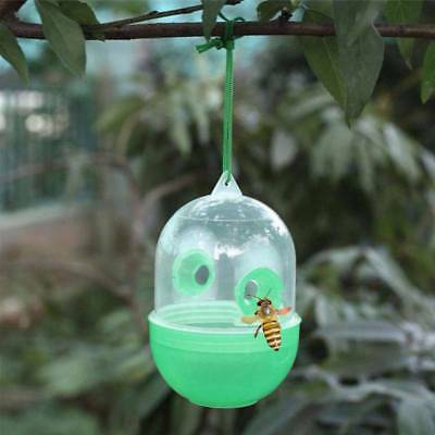New Wasp Trap Fly Flies Insect Bug Hanging Honey Pot Trap Catcher Outdoor Garden