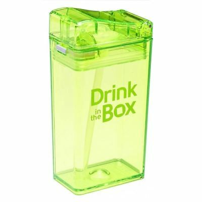 Precido Drink in the Box Green 1 2 3 6 12 Packs