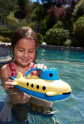 New Kids Green Toys Submarine Bath Toy ideal for Babies and Toddlers