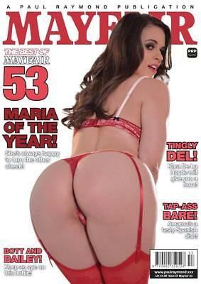best of mayfair magazine issue 53 mens adult glamour magazine