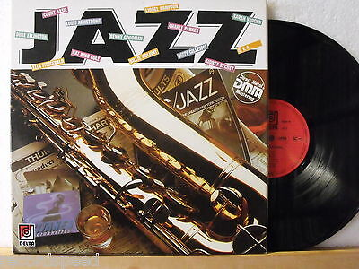 ★★ 3LP - V/A - Jazz-Festival - Billie Holiday / Louis Armstrong - DELTA DMM