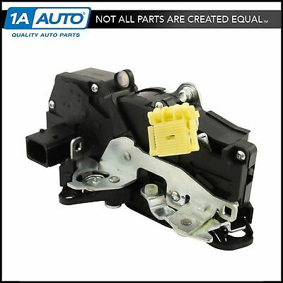 Door Lock Actuator Motor Latch Front Driver Side Left LH LF for Equinox Torrent