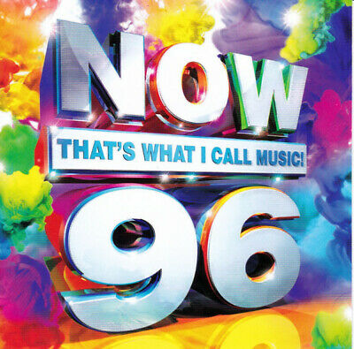 Various Artists / Now Thats What I Call Music 96 (2 CD) (Now 96) ** NEW ** CD