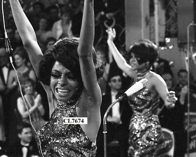 """Diana Ross with The Supremes Perform at the """"Bal pare"""" Party in Munich Photo"""