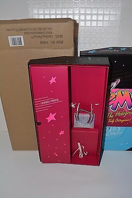 Color Integrity excl. Jem and holograms Lindsey Pierce doll EMPTY box + shipper