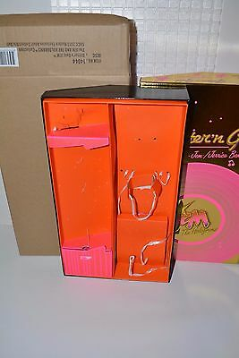 Integrity Jem and holograms Glitter'n Gold Jerrica SDCC doll EMPTY box + Shipper