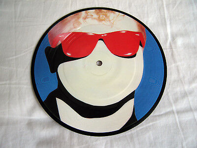"SIMPLY RED - Moneys Too Tight To Mention 1985 UK 7"" Vinyl PICTURE DISC EKR 9P EX"