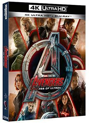 Avengers - Age Of Ultron (Blu-Ray 4K Ultra HD + Blu-Ray) MARVEL