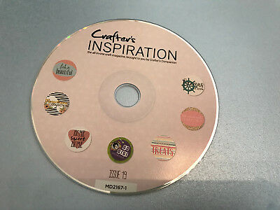 Crafters Inspiration Issue 19 Resource Cd Rom Crafters Companion