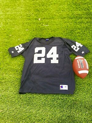competitive price 04fa6 4bca5 MITCHELL & NESS Oakland Raiders Charles Woodson Jersey Mens ...